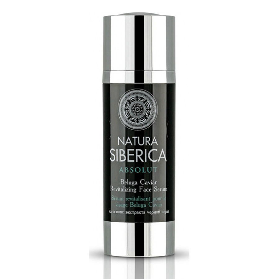 Royal Caviar Beluga Caviar Revitalizing Face Serum 30 ml - Natura Siberica |  Πρόσωπο στο Make Up Art