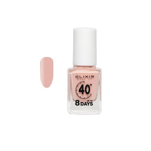 up To 8 Days # 006 (French Manicure Pink) 13 ml - Elixir Make-Up    Βερνίκια στο Make Up Art