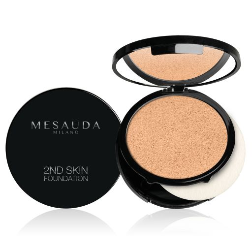 2nd Skin Foundation 101 ( Flesh ) 10 g - Mesauda Milano |  Foundation στο Make Up Art