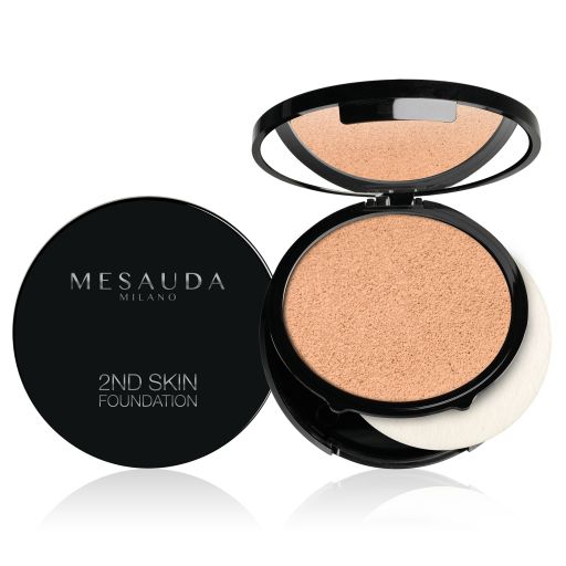 2nd Skin Foundation 102 ( Vanilla ) 10 g - Mesauda Milano |  Foundation στο Make Up Art