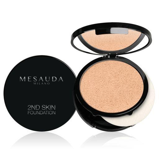 2nd Skin Foundation 103( Natural ) 10 g -  Mesauda Milano |  Foundation στο Make Up Art