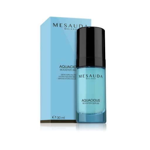 Aquasious Booster Serum 30 ml - Mesauda Milano |  Ενυδάτωση στο Make Up Art