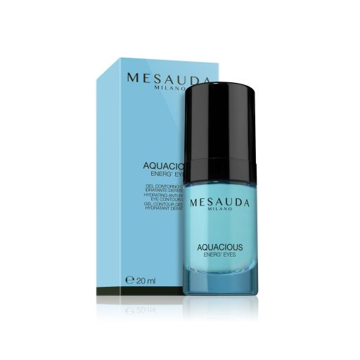 Aquasious Energ'Eyes 20 ml - Mesauda Milano |  Ενυδάτωση στο Make Up Art