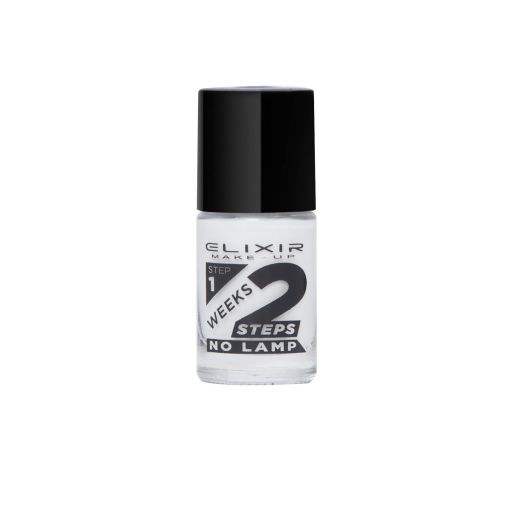 2 Weeks - #701 ( White ) 11 ml - Elixir Make-Up |  2weeks βερνίκια στο Make Up Art