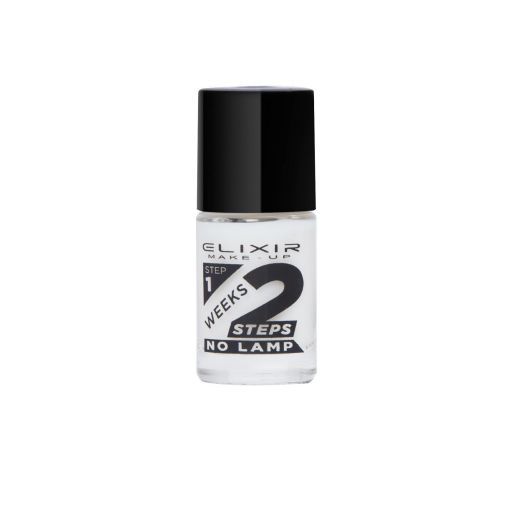2 Weeks - #702 (Milky White ) 11 ml - Elixir Make-Up |  2weeks βερνίκια στο Make Up Art