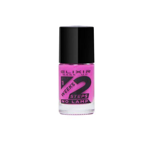 2 Weeks - #718 (Violet Red) 11 ml  - Elixir Make-Up |  2weeks βερνίκια στο Make Up Art
