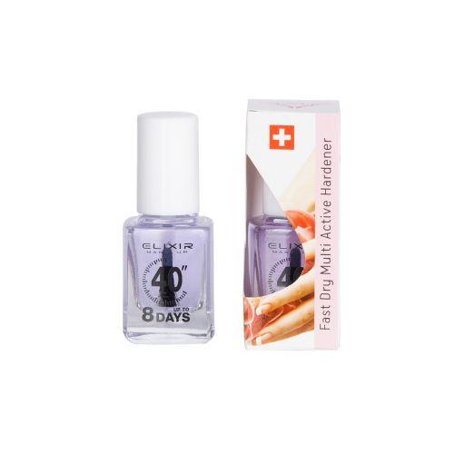 Θεραπεία Νυχιών – Fast Dry Multi Active Hardener #869 - Elixir Make-up |  Θεραπείες νυχιών στο Make Up Art