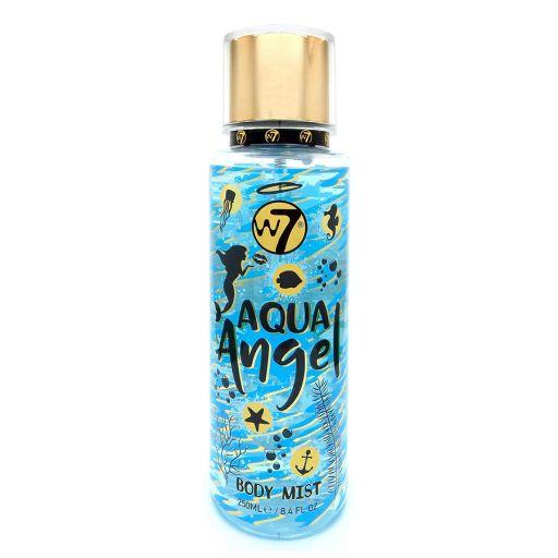 Body Mist -  Aqua Angel (250 ml) - W7 |  Mist  στο Make Up Art