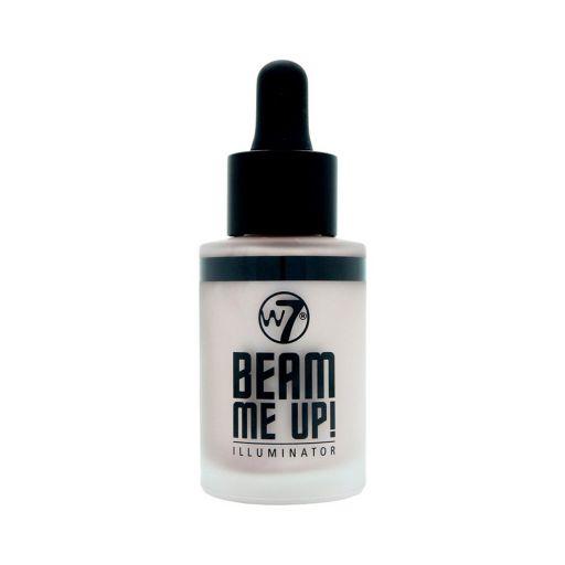 Beam Me Up! Illuminator - Volcano 30 ml - W7    Μακιγιάζ στο Make Up Art