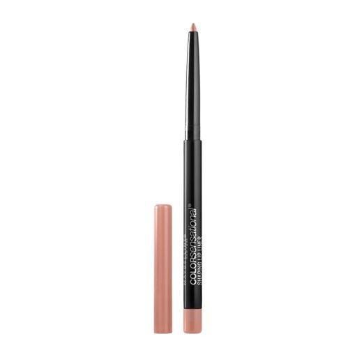 Color Sensational Lip Shaper 20 ( Nude Seduction )  - Maybelline |  Μακιγιάζ στο Make Up Art