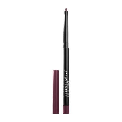 Color Sensational Lip Shaper 110 ( Rich Wine)  - Maybelline |  Μακιγιάζ στο Make Up Art