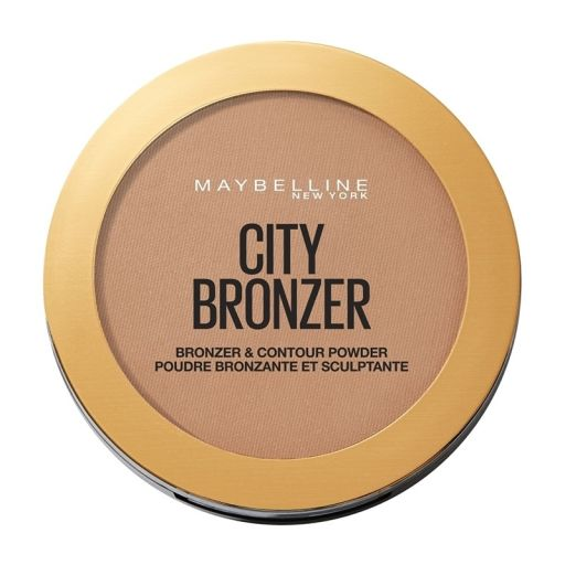 City Bronzer & Contour 300 ( Deep Cool ) 8 g  - Maybelline |  Μακιγιάζ στο Make Up Art