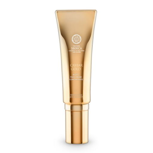 Caviar Gold Night Face Cream Concentrate Youth Injection 30 ml - Natura Siberica |  Πρόσωπο στο Make Up Art
