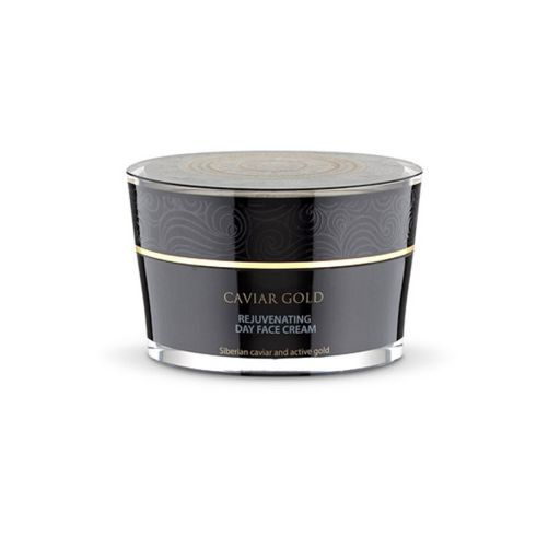 Caviar Gold Rejuvenating Day Face Cream 50 ml - Natura Siberica |  Πρόσωπο στο Make Up Art