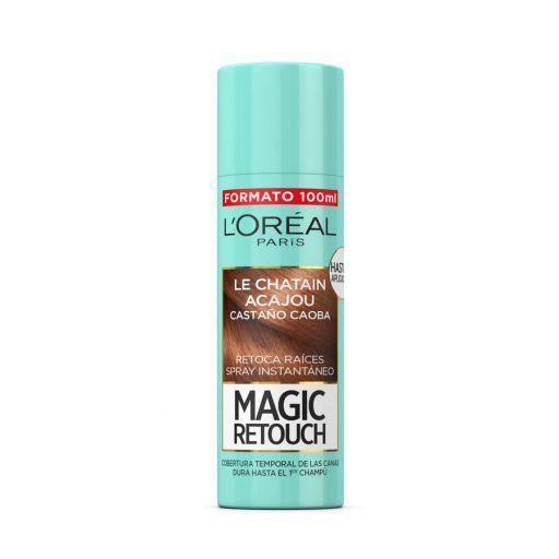 Magic Retouch 6 Mahogany Brown 100ml - L'Oreal Paris    Βαφές Μαλλιών στο Make Up Art
