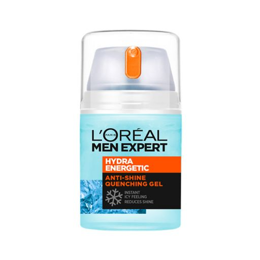 Hydra Energetic A-Shine Cream 50ml - L'Oreal Men Expert |  Ανδρική Περιποίηση στο Make Up Art