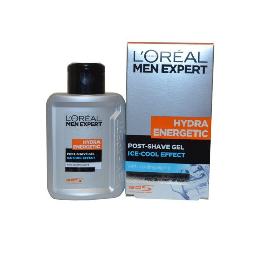 Hydra Energetic After Shave Gel 100ml - L'Oreal Men Expert |  Ανδρική Περιποίηση στο Make Up Art