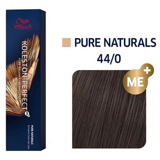 Koleston Perfect ME+ Pure Naturals 44/0  60 ml - Wella Professionals |  Βαφές Μαλλιών στο Make Up Art