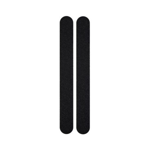 Επαγγελματικές Λίμες Νυχιών #597 (Σετ 2 τεμαχίων, μαύρες, 100/100) - Elixir Make-Up |  Αξεσουάρ νυχιών στο Make Up Art