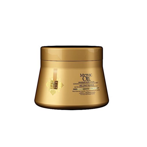 Mythic Oil Μάσκα Κανονικά-Λεπτά Μαλλιά 200ml - L'oreal |  Μαλλιά στο Make Up Art